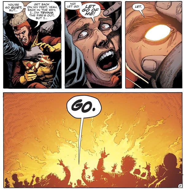 Doomsday Clock Beats Batman and Walking Dead in Comixology Bestseller List, 7th December 2018