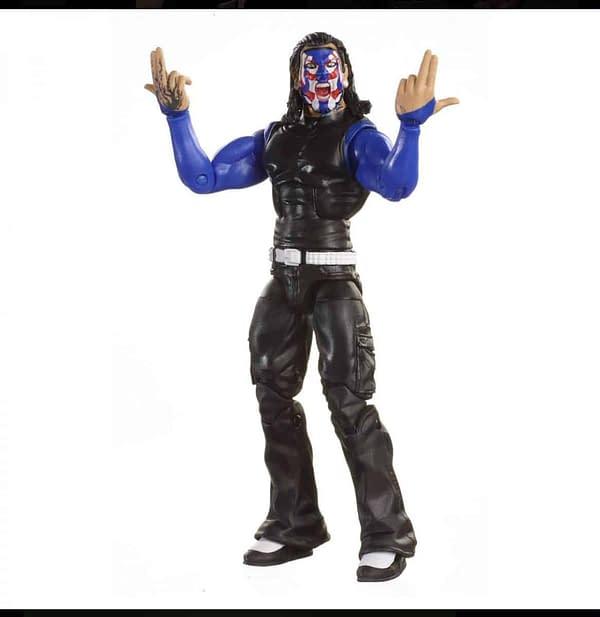Mattel WWE Elite 67 Jeff Hardy 2