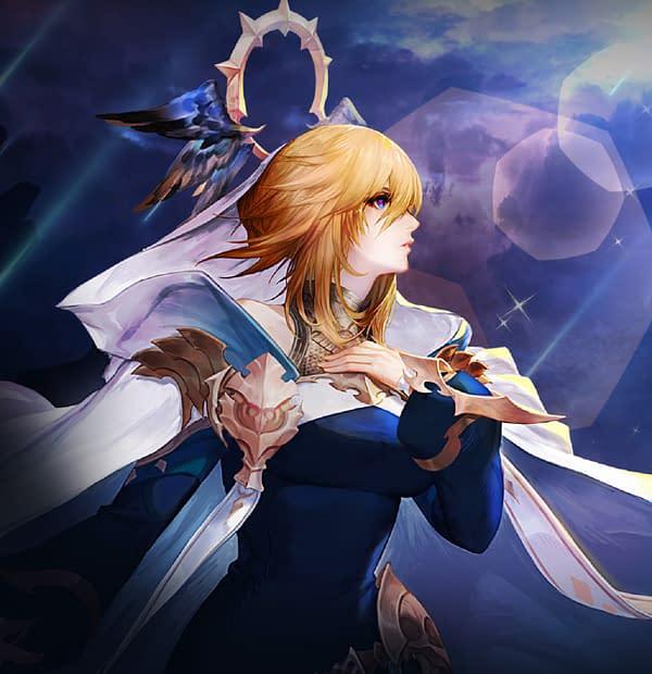 Seven Knights – Time Wanderer Switch Main Art