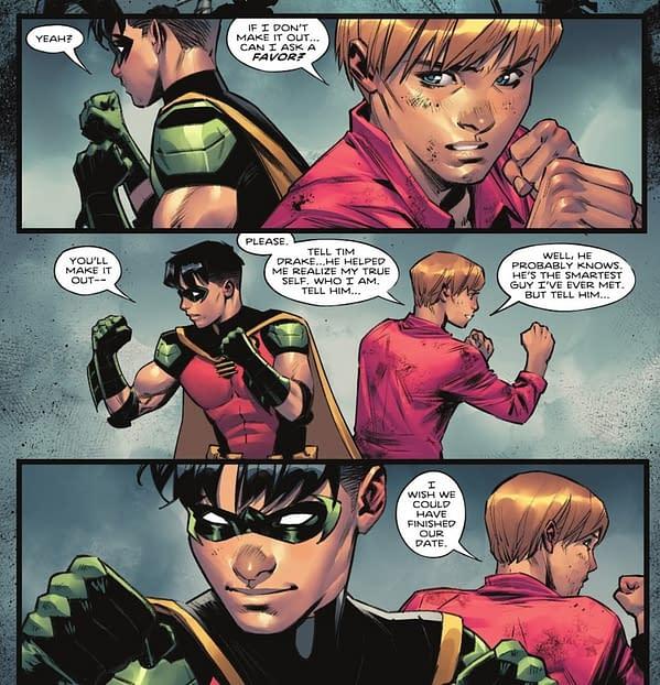 Batman Urban Legends #6, DC Comics