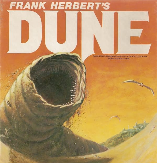 'Dune' Will Cover [Approximately] Half of First Novel, Brian Herbert Says