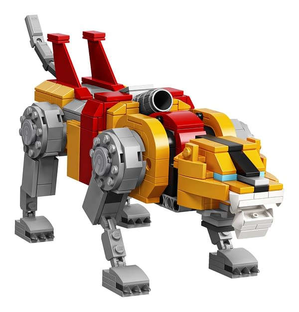 LEGO Ideas Voltron Set 7