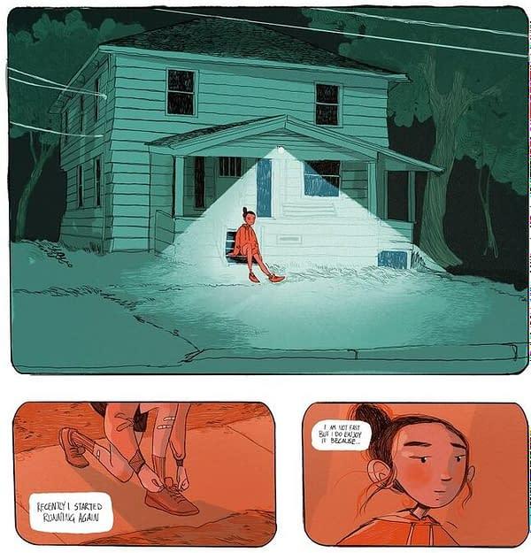 Kerilynn Wilson Auctions Graphic Novel The Faint of Heart