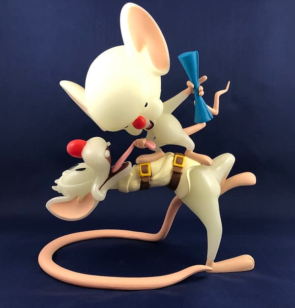EXCLUSIVE: Entertainment Earth Pinky and the Brain Kidrobot Exclusive for SDCC 2019!