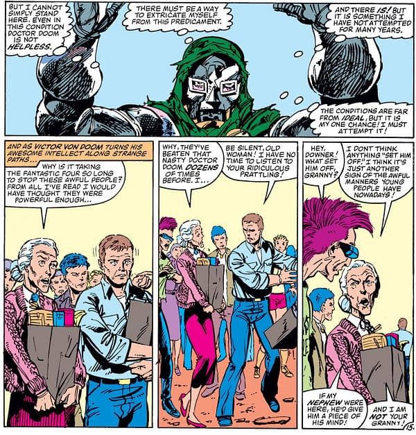 Big Changes to Doctor Doom in Guardians of the Galaxy & FF (Spoilers)