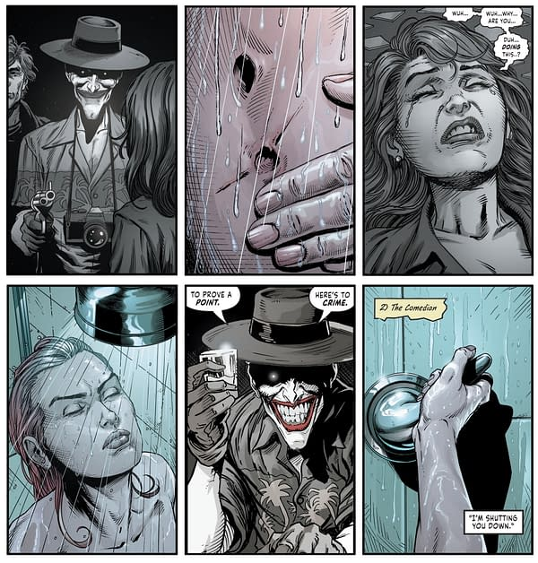 The Three Jokers - So What Does It All Mean Then? (Spoilers)