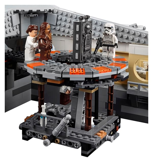 LEGO Star Wars Betrayal at Cloud City 4