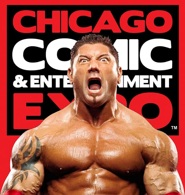 Tickets For C2E2, Now With 100% More Dave Bautista, Are On Sale Now