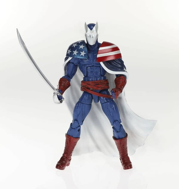 Marvel Legends Series 6-inch Citizen V Figure (Avengers wave)