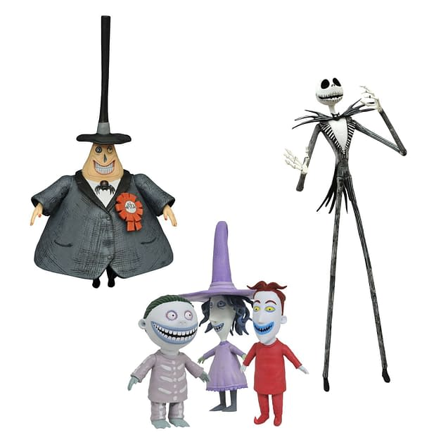 Nightmare Before Christmas Gets
