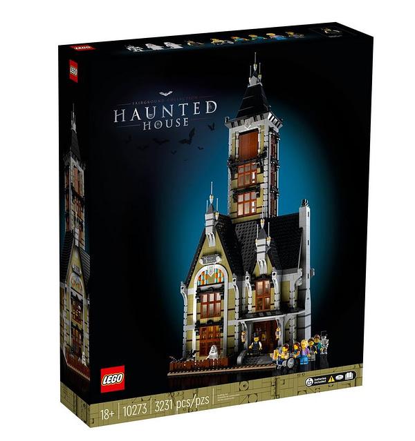 LEGO Creator Haunted House Building Set