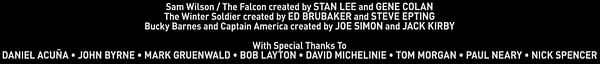 Please Don't Talk To Ed Brubaker About Falcon and The Winter Soldier