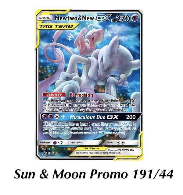 SM Promo Mewtwo & Mew GX. Credit: Pokémon TCG