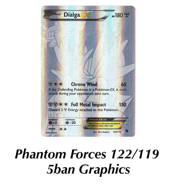 Phantom Forces Dialga. Credit: TPCI