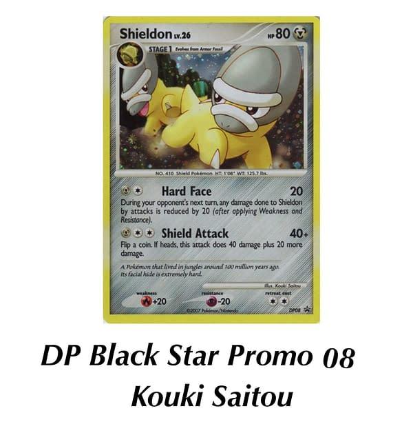 DP Black Star Promo Shieldon. Credit: Pokémon TCG