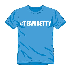 SDCC-#TEAMBETTY-Shirt