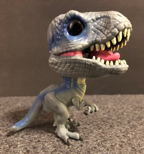 Funko Jurassic World Fallen Kingdom Pops 4