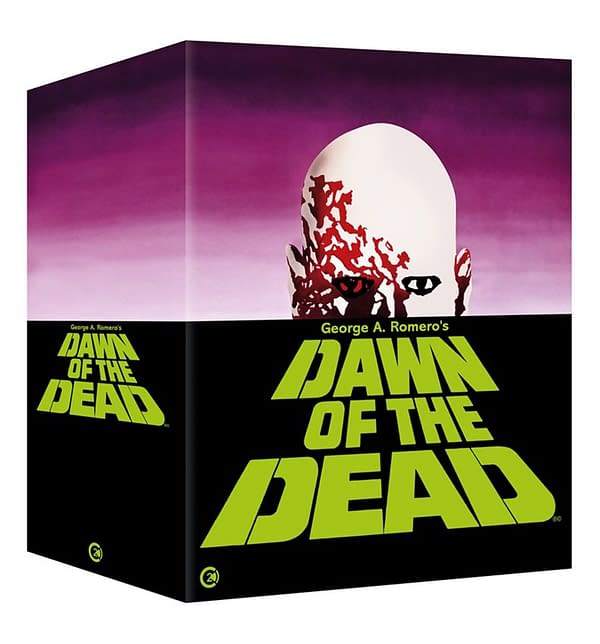 Dawn Of The Dead 4k Blu-ray Details Released By Second Sight