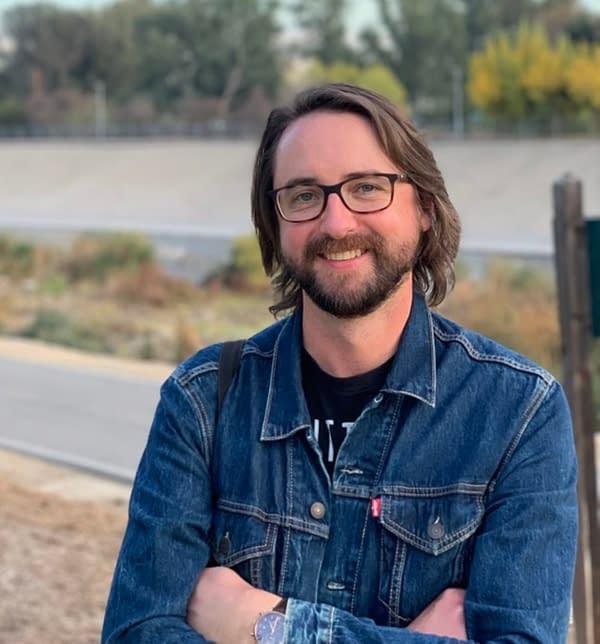 IDW Make DC/Black Label Founder, Mark Doyle, Editorial Director