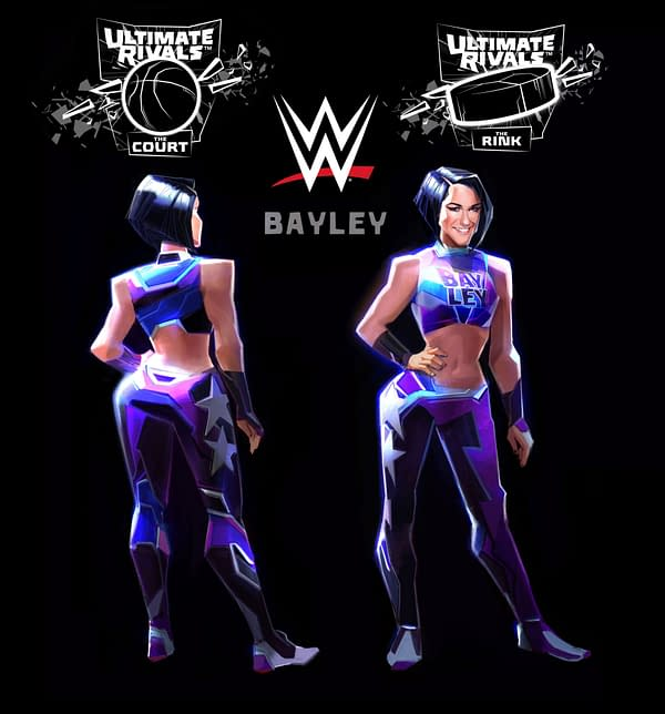 A look at the concept art for Bayley, courtesy of Bit Fry.
