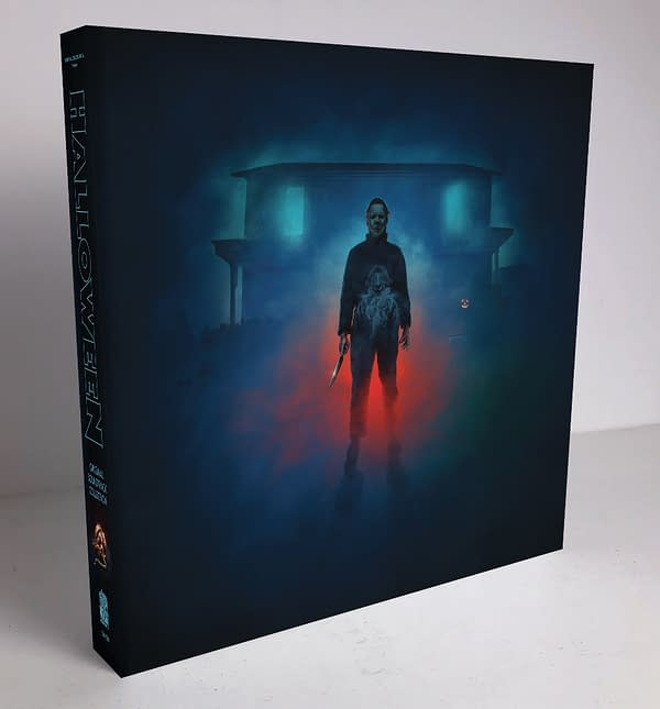 Halloween Mondo Soundtrack Slipcase