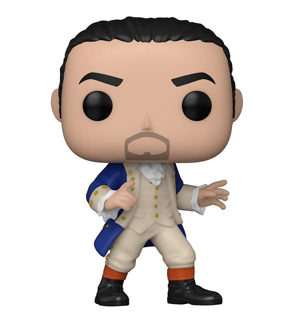 Funko is Not Throwing Away Their Shot With Hamilton Pops
