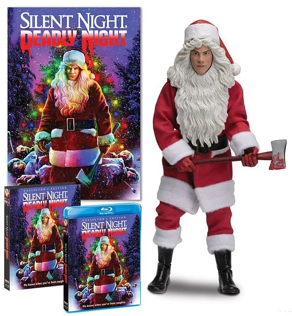Scream Factory Silent Night Deadly Night 2