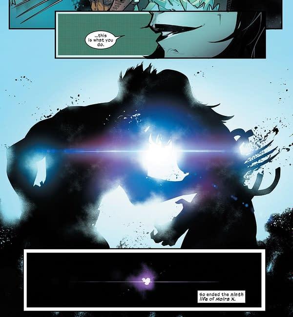 Jonathan Hickman Fooled Me Twice, Shame On Me - Powers Of X#6 Finale Spoilers
