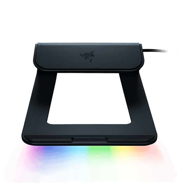 A look at the Laptop Stand Chroma V2, courtesy of Razer.
