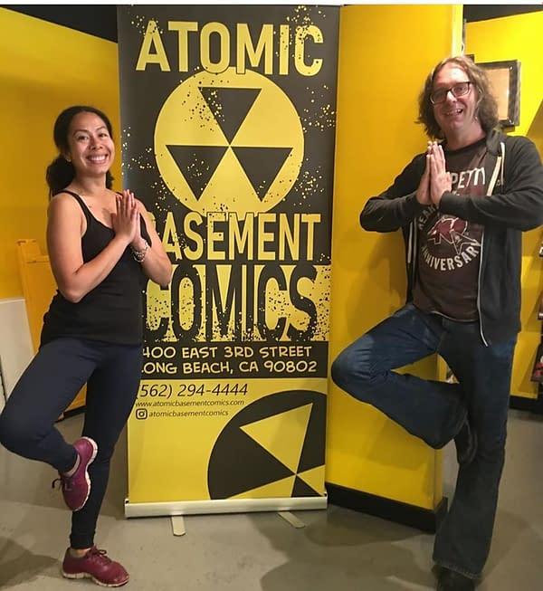 Open-Air Atomi-Con, Announced To Replace WonderCon in April