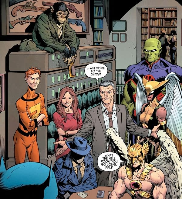 Slam Bradley in Detective Comics #1000 – a Grand Tradition of Anniversaries, Get-Togethers and Insensitive Language