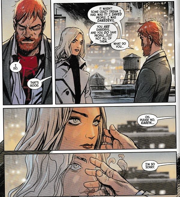 Will Donny Cates Bring Back Karen Page to the Marvel Universe in Marvel Knights Twist? (#2 Spoilers)