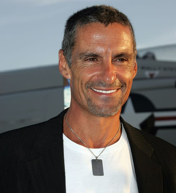 """SAN DIEGO, CA - JULY 24: Actor Cliff Simon attends the premier of """"Stargate: Continuum"""" aboard the USS Midway, during Comic Con International, July 24, 2008 in San Diego, California. (CarlaVanWagoner / Shutterstock.com)"""