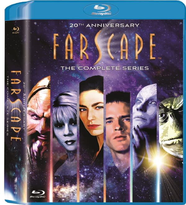 "Review: ""Farscape"" 20th Anniversary - The Complete Series"