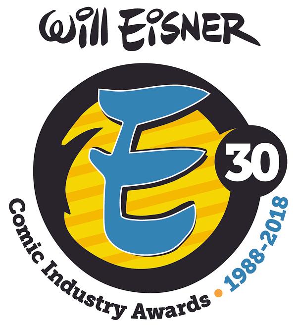 Liveblogging From the Eisner Awards at SDCC