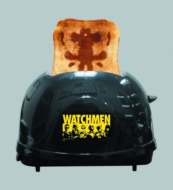Watchmen Toilets: WB Finally Finds a Way to Top Those Toasters