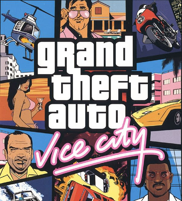 Could Grand Theft Auto VI be headed back to Vice City? Courtesy of Rockstar Games.