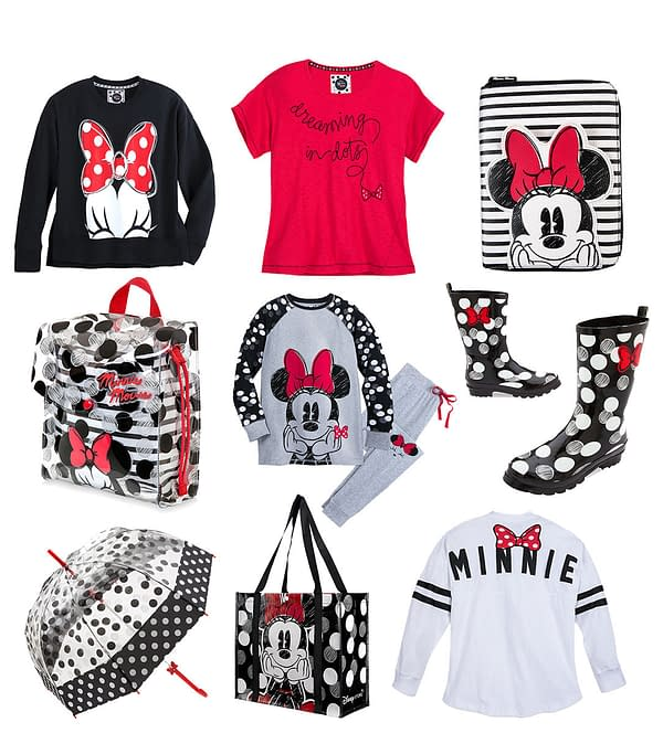 Rock the Dots Disney clothing