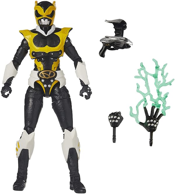 Power Rangers Psycho Rangers Gets Hasbro Amazon Exclusive 5-Pack