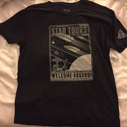 D23 Star Tours Exclusive Shirt