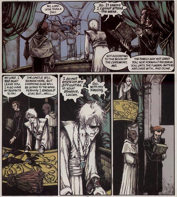 Fix It in the Trade? Lucien's Speech Balloons in Dark Nights: Metal