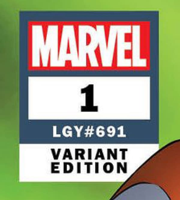 Marvel's Dual Numbering Spotted on Variant Cover