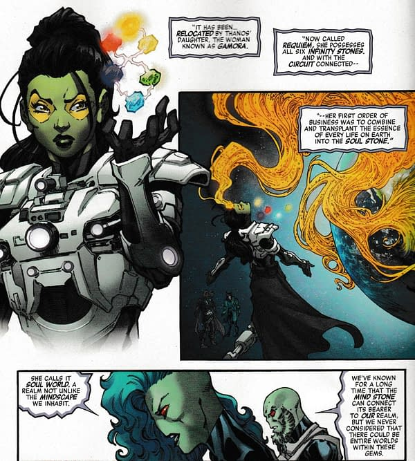 If You Are Not Quite Sure What Happened in Infinity Wars #3, Sleepwalker Explains…