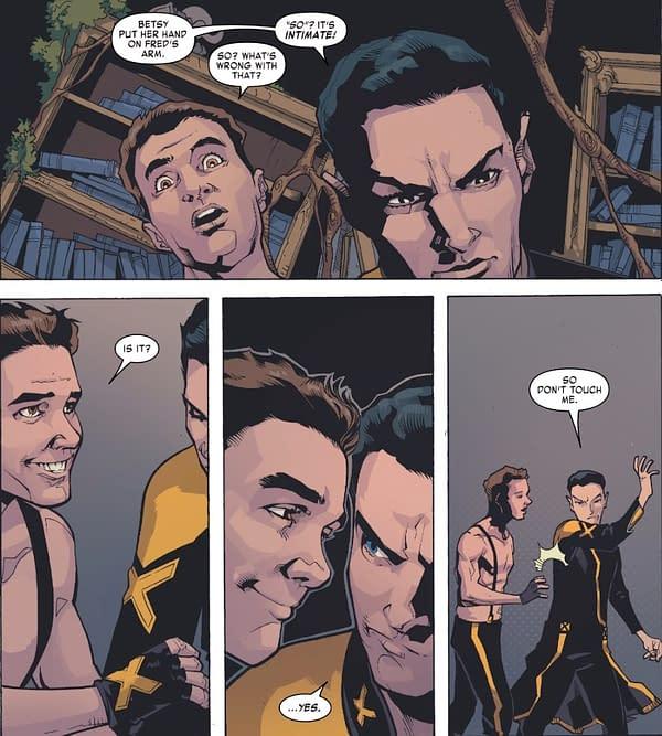 2019 Wolverine's Weiner X-Pick of the Year: Horniest X-Men Comic