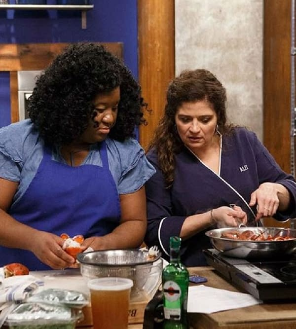 Worst Cooks in America season 20 finale (Image: Food Network)