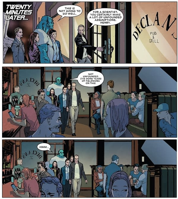 Did You Remember the Town of Lago from Astonishing X-Men Annual #1?