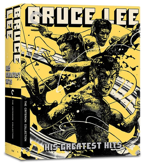 Bruce Lee Greatest Hits will release from Criterion in July.