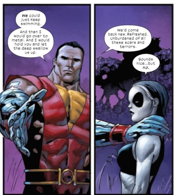 Krakoa Takes Another Step Towards Creating Chimera – (X-Men #7, Giant-Sized X-Men #1, New Mutants #8, X-Force #8, X-Men/Fantastic Four #2 Spoilers)