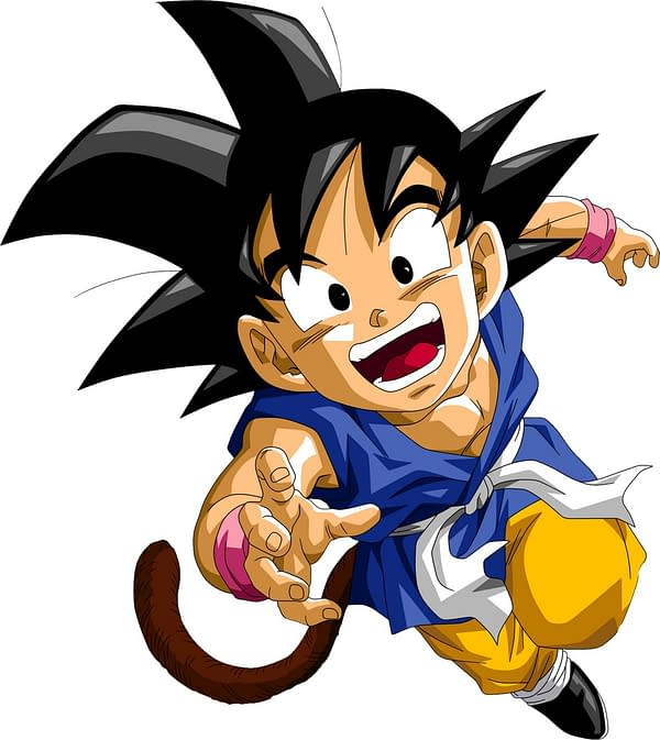 Dragon Ball FighterZ Will Be Getting Goku From Dragon Ball GT