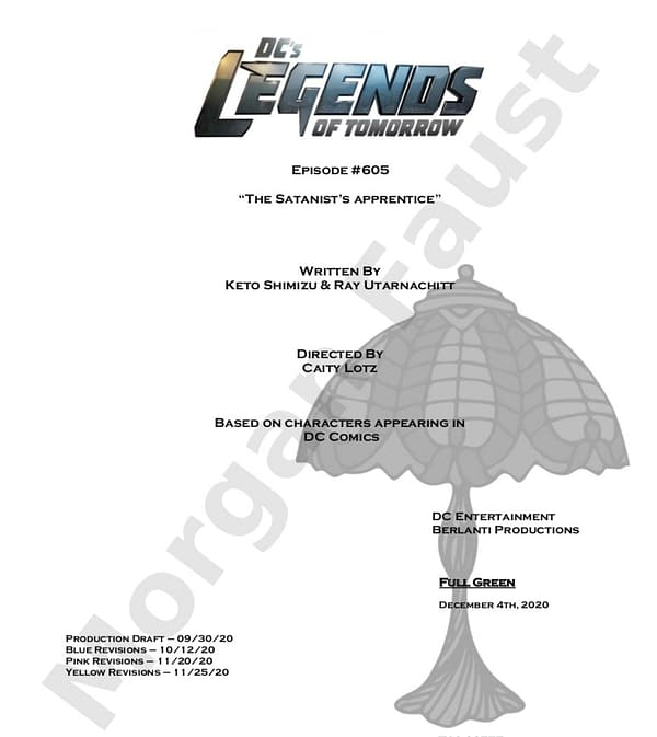 Legends of Tomorrow star Caity Lotz is directing the fifth episode of season 6 (Image: The CW)
